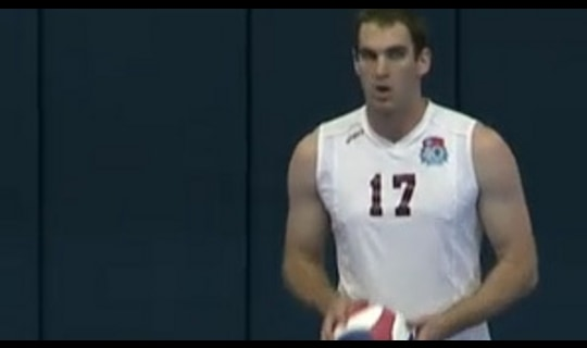 2014 DIII Men's Volleyball Quarterfinal: Endicott vs. Springfield - Full Replay
