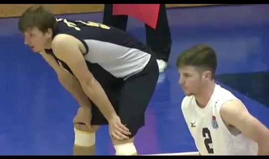2014 DIII Men's Volleyball Championship: Juniata vs. Springfield - Full Replay