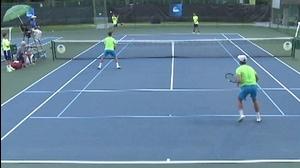 2014 DII Tennis Championship: Quarterfinal Recap