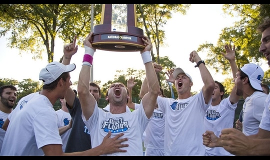 West Florida and Barry win titles at the 2014 DII Tennis Championship