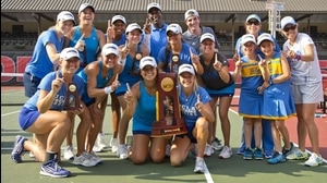 UCLA wins the 2014 DI Women's Tennis Team Championship