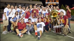 USC wins the 2014 DI Men's Tennis Team Championship