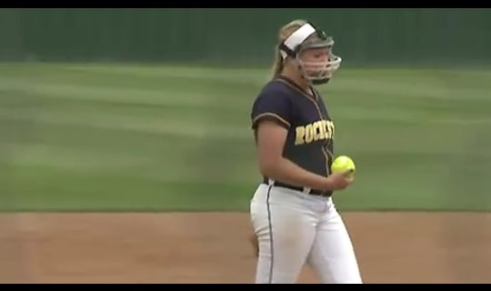 2014 DIII Softball Game 1: Rochester vs. Wisconsin Whitewater - Full Replay