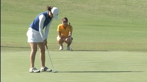 2014 DI Women's Golf: Third Round Recap