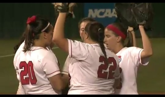 2014 DIII Softball Game 4: Montclair State vs. Trine - Full Replay