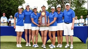 Duke wins the 2014 DI Women's Golf Championship