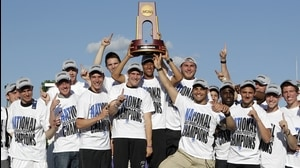Mount Union wins the men's team title at the 2014 DIII Outdoor Track and Field Championships
