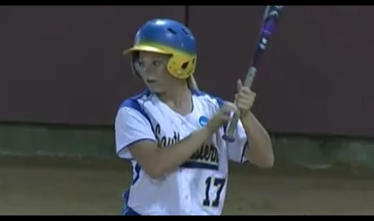 2014 DII Softball Game 9: Southeastern Okla. St. vs. Armstrong Atlantic - Full Replay