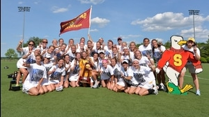 Salisbury wins the 2014 DIII Women's Lacrosse Championship