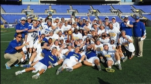 Limestone wins the 2014 DII Men's Lacrosse Championship