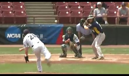2014 DIII Baseball Game 12: Emory vs. Southern Maine - Full Replay