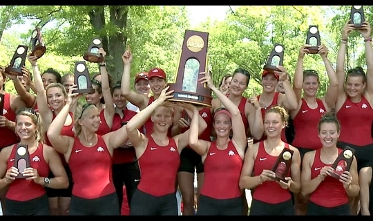 2014 Rowing Championships: Day Three Recap