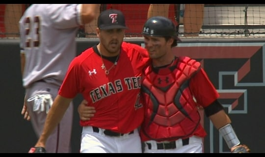 Lubbock Super Regional: Sadberry makes Red Raiders happy