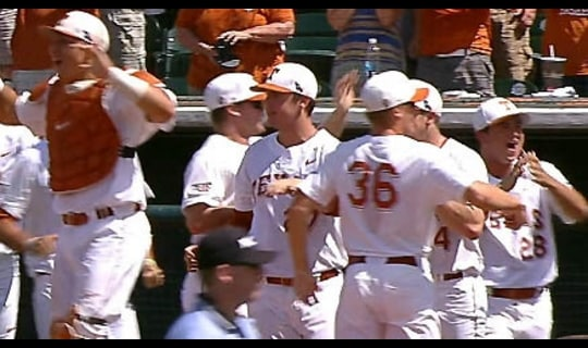 Austin Super Regional: Texas advances to Omaha