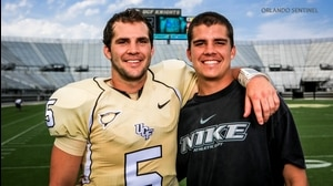 Colby Bortles: Blake's brother in the CWS spotlight