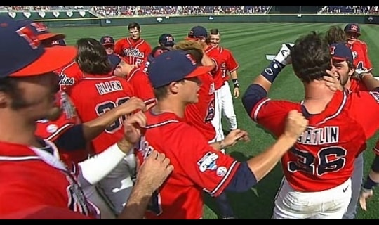 CWS: Ole Miss eliminates Texas Tech in walk-off thriller