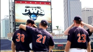 CWS Finals: Along for the ride with Virginia