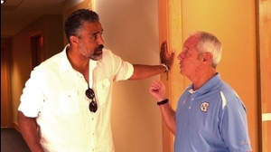 Big Man on Campus: Rick Fox returns to UNC