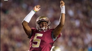 Hand Him The... Florida State's Jameis Winston