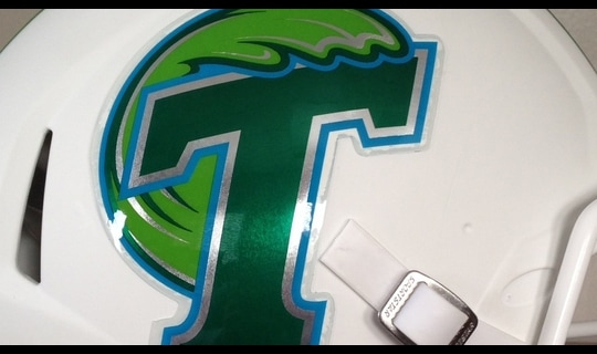 Behind the Seams: Tulane goes green
