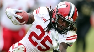 Hand Him The... Wisconsin's Melvin Gordon