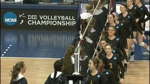 2014 DIII Women's Volleyball: Quarterfinal Recap