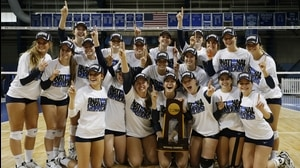 Hope wins the 2014 DIII Women's Volleyball Championship