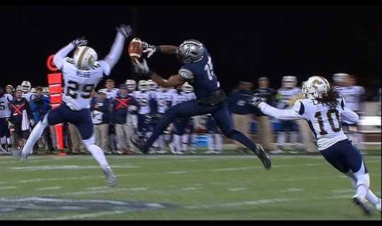 Harris leads UNH Wildcats to FCS Semifinals