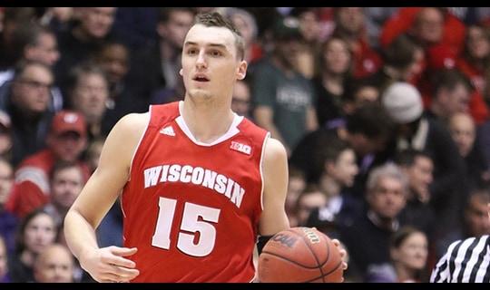 Gamechanger: Wisconsin rides three-point barrage