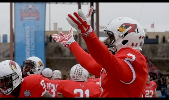 FCS Championship: Illinois State All Access