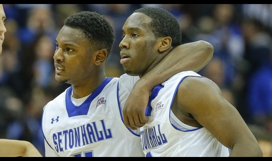 Behind the RPI: Pirates' life for Seton Hall
