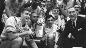 Reflecting on John Wooden's first title