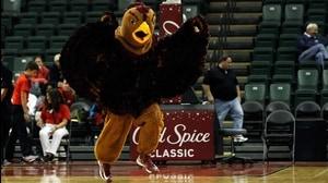 Traditions: St. Joe's Hawk