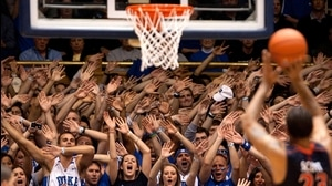 High Five: College basketball's most passionate fans