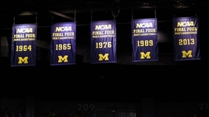 Pillars of the Program: Michigan basketball