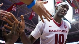 Player of the Week: Bobby Portis leads Arkansas, SEC