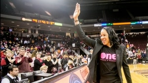 Dawn Staley: Putting S.C. on the map