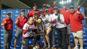Central Missouri wins the 2015 DII Women's Indoor Track & Field Championship