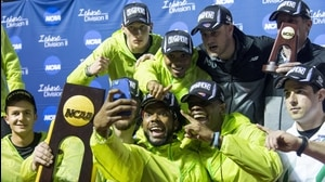 Adams State wins the 2015 DII Men's Indoor Track & Field Championship