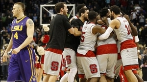 March Madness Moments: Thursday's Second Round