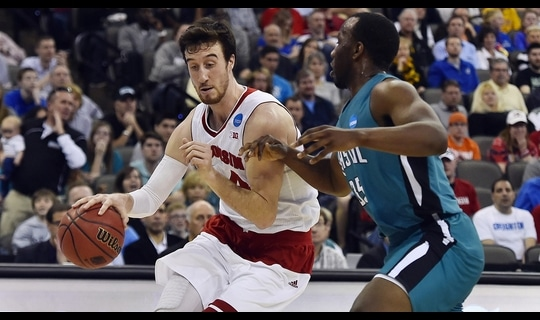 Second Round: Badgers too much for Chanticleers