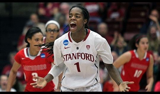 First Round: Stanford rides momentum