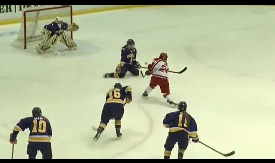 2015 DIII Women's Ice Hockey Championship Full Replay: Plattsburgh State vs. Elmira