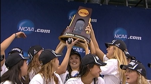 Women's Swimming and Diving: Cal claims title