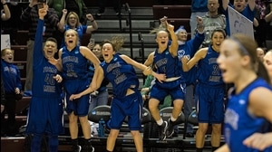 Thomas More wins the 2015 DIII Women's Basketball Championship