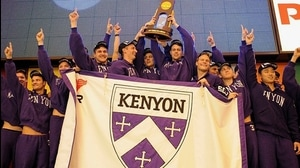 Kenyon wins the 2015 DIII Men's Swimming & Diving Championship
