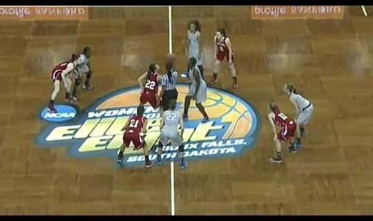 2015 DII Women's Basketball Quarterfinal Full Replay: Nova Southeastern vs. California (PA)