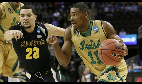 Sweet 16: Notre Dame dominates the Shockers