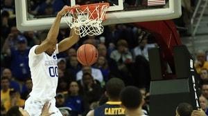 Best dunks from Thursday's Sweet 16