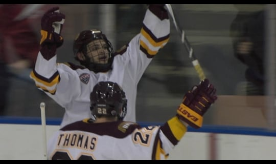 DI Men's Hockey: Minn. Duluth cruises past Minnesota